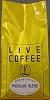 コーヒー豆 プレミアムブレンド ライブコーヒー